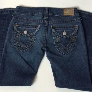 True Religion women's jeans size 28